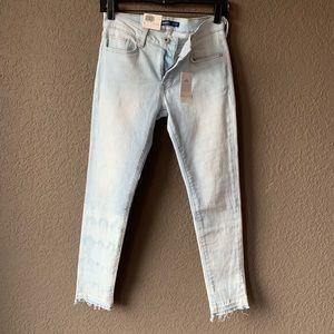 Levi made & handcrafted size25 EMPIRE ankle skinny